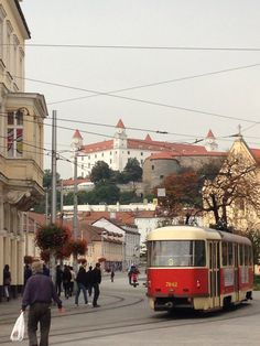 Old Town, Bratislava, Slovakia Bratislava Slovakia, By Train, Eastern Europe, Pinterest Board, Cruises, Old Town, Places Ive Been, Palace, Travel Tips