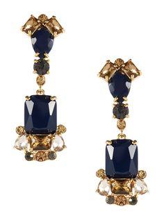 Kate Spade New York Stone Drop Earrings