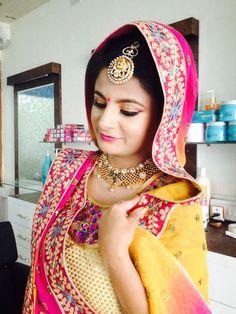 Garba bride