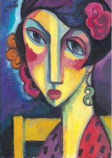 La emoción del arte: El gouache o témpera