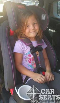 Graco Atlas 5 Years10 Months Old 49 Lbs 47 Inches Still Happy In A Harness Click For More The Review Car Seats