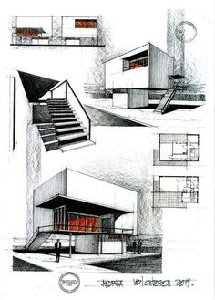 Sketchs - Andrea Voiculescu                                                                                                                                                                                 Plus