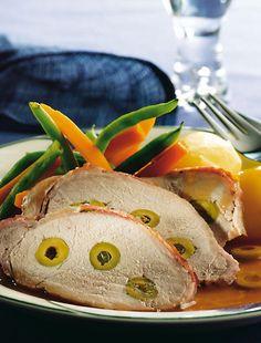 Oliivifilee valkoviinikastikkeessa | K-Ruoka #italia