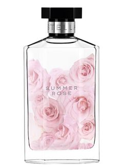 The new airy scent Summer Rose from Stella McCartney.