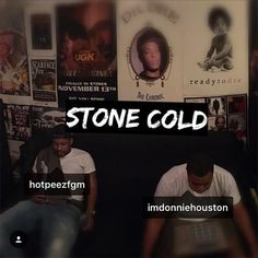 (New Audio)-@HotPeez and @ImDonnieHouston Stone Cold #DonP – Get Your Buzz Up