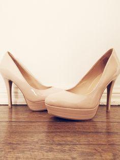 LC Lauren Conrad for Kohl's Platform High Heels, $36.99