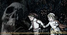 #Skeletons in the Attic and Babes in the Wood: Surprising and Spooky Yuletide Traditions