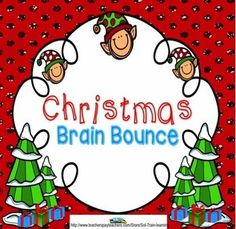 Great game to play before the holiday break! This fun game by SOL Train Learning has task cards that will assess your student's knowledge of Christmas Around the World words. The words are from our December calendar.$ Read more on our blog!