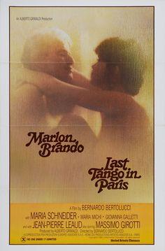 Last Tango in Paris (1972) - Dir.Bernardo Bertolucci, Marlon Brando, Maria Schneider
