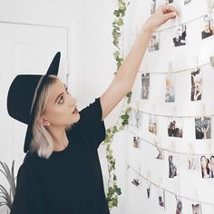 Check out this super cute photo wall printed with the new larger 3X4.5 printer - created by @alexasunshine83! Love it! 💗 🥑 • • • • •… Cool Tech, Cute Photos, Wall Prints, Larger, Printer, Photo Wall, Super Cute, Photo And Video, Check