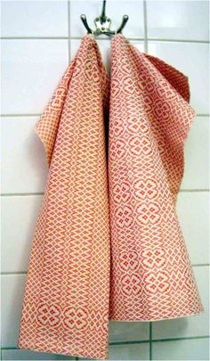 Handwoven Dish towels