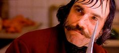 Movie Villian Bill Cutting played By  Daniel Day-Lewis in Gangs Of New York (2002)