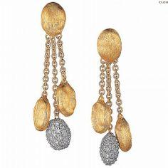 Marco Bicego Siviglia 3 Strand Earrings