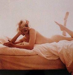 Marilyn Monroe Photograph by Bert Stern, 1962.