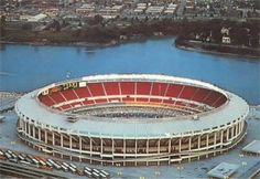 Riverfront Stadium, Cincinnati