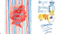 EYE CANDY ILLUSTRATION AGENCY : Hannah Rollings Illustration, Eye Candy, Lettering, Diamond, Drawing Letters, Diamonds, Illustrations, Brush Lettering