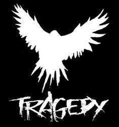 Tragedy patch Crust Punk