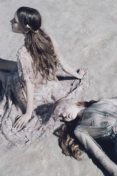Valentino Spring/Summer 2015 Ad Campaign by Michal Pudelka