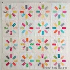 WIP-waiting for spring | crazy mom quilts | Bloglovin'