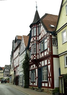 Butzbach Germany, I miss you!!! Use to go downtown butzbach to eat chinese food!!! On for my birthday one time!!!