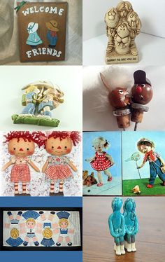 Boys and Girls by Myrthe on Etsy--Pinned with TreasuryPin.com