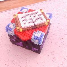 Minecraft perler beads by beadbros_inc