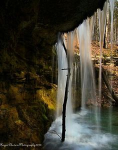 Long Creek near Clarksville Arkansas Clarksville Arkansas, Ozark National Forest, Texas Revolution, Fort Smith, South Wales, First Nations, Waterfall, Wanderlust, Explore