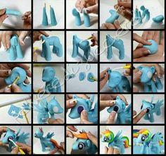 Pony polymer