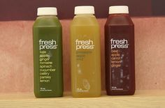 3 new spots getting in on the cold-pressed juice game: