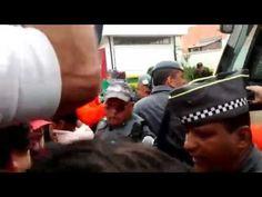 Polícia Militar de SP age com truculência contra petroleiros em greve e ...