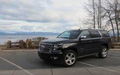 2015 Chevy Tahoe Ltz