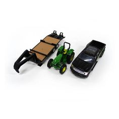 Tomy 1:32 Ford F-350 John Deere 5075E And 5th Wheel Trailer - 37905 | Blain's Farm & Fleet