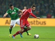 SV Werder Bremen 0 - 7 FC Bayern München