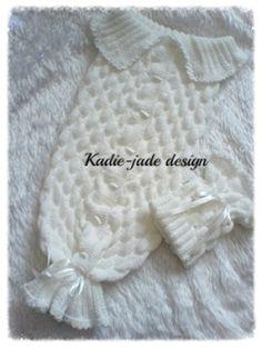 No 62b KADIE-JADE KNITTING PATTERN
