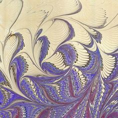 Marbling by George Reynolds.: