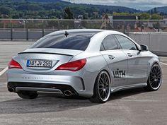 Mercedes-Benz CLA V25 by Vath