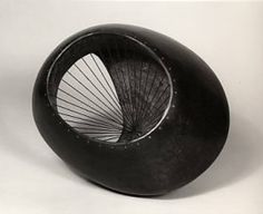 artnet Galleries: Oval Form by Barbara Hepworth from Browse & Darby Ltd. Modern Art Sculpture, Abstract Sculpture, Typography Love, Barbara Hepworth, Artwork Images, Pottery Sculpture, Contemporary Art, Art Gallery, Alessi