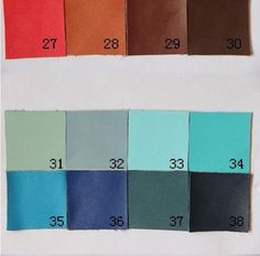 What are your favorite colors? Let us know, a satchel collection might be manufactured with your favorite color.
