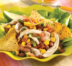 Mexican Chicken Salad > Cooking Club of America
