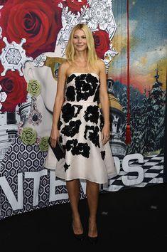 Gwyneth Paltrow Photos - Gwyneth Paltrow Prepares for Christmas in Paris - Zimbio
