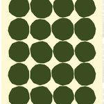 Marimekko fabrics - Buy online from Finnish Design Shop. Discover Unikko and other Marimekko fabrics for a modern home! Finnish Words, Marimekko Fabric, Circle Design, Linen Fabric, Stuff To Buy, Home Decor, Decoration Home, Room Decor, Home Interior Design