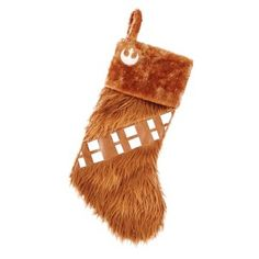 Star Wars Chewbacca Stocking