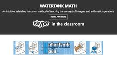 Watertank Math™ @watertankmath Watertank Math was up before the sun today to teach in Beirut!  Yes, you heard me...Beirut!   https://education.microsoft.com//skype-in-the-classroom/watertankmath … #math #skypeathon