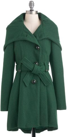 Once Upon A Thyme Coat - Lyst