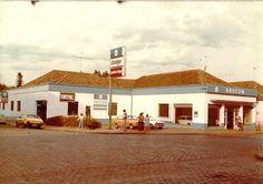 Revenda de automóveis na Julio de Castilhos - Anos 70