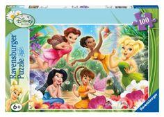 Ravensburger 10972 - Meine Disney Fairies - 100 Teile XXL Puzzle: Amazon.de: Spielzeug