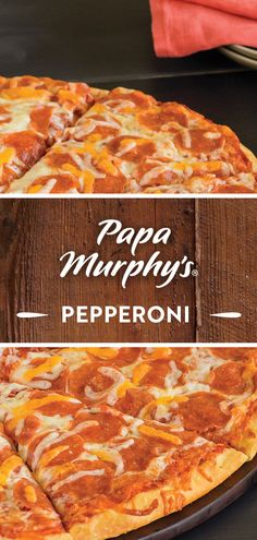 Is there anything better than a classic pepperoni pizza with a homemade crust? Nope, because it's the best thing to bake in your oven in the comfort of your home. Menu Items, Grubs, Pepperoni, Oven, Homemade, Baking, Classic, Food, Derby