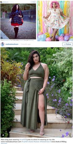 17 Plus-Size Fashion Blogger Instagram Accounts You Need To Follow