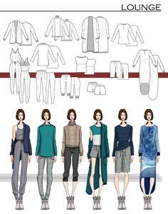 Rebecca Noethling on Behance Fashion Illustration Portfolio, Fashion Portfolio Layout, Fashion Design Sketchbook, Fashion Illustration Dresses, Fashion Sketches, Portfolio Ideas, Fashion Designer, Fashion Art, Fashion Drawing Tutorial