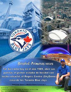 Skydome, Rogers Centre, Toronto Blue Jays, MLB